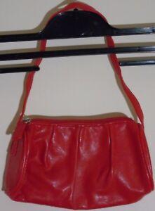 Ladies-Small-Red-Handbag