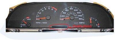 WARRANTY Gauge Cluster 1996 Chevrolet Impala SS Speedometer REPAIR SERVICE