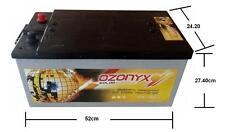 Batería solar  AGM Sin Mantenimiento 250Ah Fotovoltaica 12v