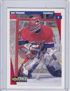 1997-98-DECK-COLLECTOR-039-S-CHOICE-NO-135-JOSE-THEODORE-MONTREAL-CANADIENS