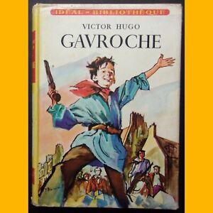 Ideal-Bibliotheque-GAVROCHE-Victor-Hugo-Jacques-Pecnard-1958