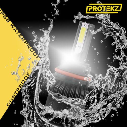 LED Light Kit Protekz Bulb 9005 880 9006 9145 for 1999-14 Cadillac Escalade