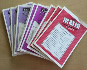 Lot of 13--Various SAB Gospel Church Volunteer Choir Choral Books Christian