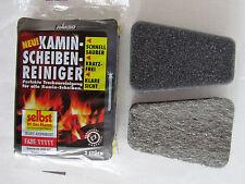 4 Stück RAKSO Kamin Scheibenreiniger Glasreiniger Kaminreiniger Trockenreiniger