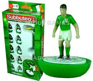 SUBBUTEO IRLANDA SQUADRA CALCIO in Gioco Giocattolo Figure Miniature