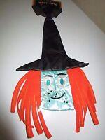 Hallmark Halloween Novel-ties Witch Clip Costume Tie