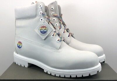 TIMBERLAND MENS LIMITED RELEASE RAINBOW