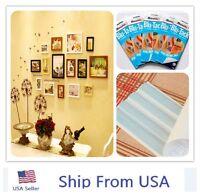 1 Pack 75g Bostik Blu Tack Reusable Adhesive Bar Photo Frame Wall Blue Tac Usa