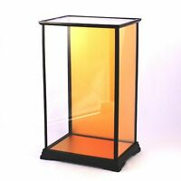 Glass Doll Display Case 11.5 W X 9.75 D X 17.5 Inches Dc2 S-3635