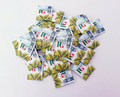 50 PG Tips Tea Bags Individually Wrapped in Sachets