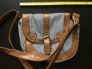 Details About Kangol Women Designer Shoulder Handbags Female Fashion Tote Bags Fabric Bo