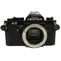 Pentax K2 Film Camera