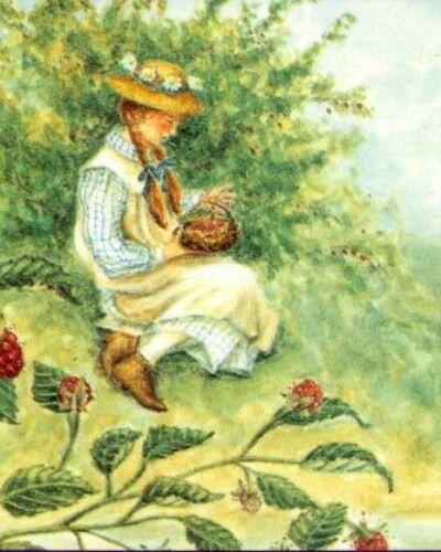 Anne of Green Gables Dollshouse Miniature Book Kit