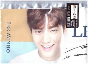 Lee Min Ho Cheering Slogan Towel 09 K-POP LMH-09