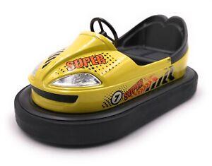 Hover-Pare-Chocs-car-Jaune-Kart-Auto-Masstab