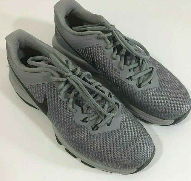Nike Air Max Full Ride TR 1.5 Men's Training Shoes Mens Sz. 8 Gray 869633 011