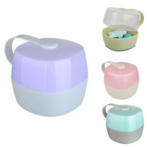 Baby Soother Storage Box Pacifier Dummy Travel Case Holder Container Useful K