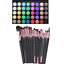 Eyeshadow-Palette-Makeup-40-Color-Cream-Eye-Shadow-Matte-Shimmer-Set-Cosmetic thumbnail 16