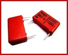 o251 1x 22nf 160v Styroflex 22nk, condensador, styroflexkondensator, poliéster