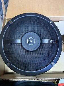 NEW-Old-School-MB-Quart-1116-KX-6-5-2-way-Coaxial-Speakers-Rare-NOS-NIB
