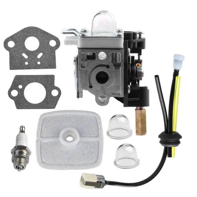 Carburetor Fuel Maintenance Kit Fit For Zama RB-K75 ECHO GT200 SRM210 HC150 Trim