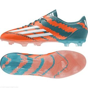 the best attitude ec3c9 61066 Image is loading adidas-Messi-10-2-POWER-Firm-Ground-Cleats-