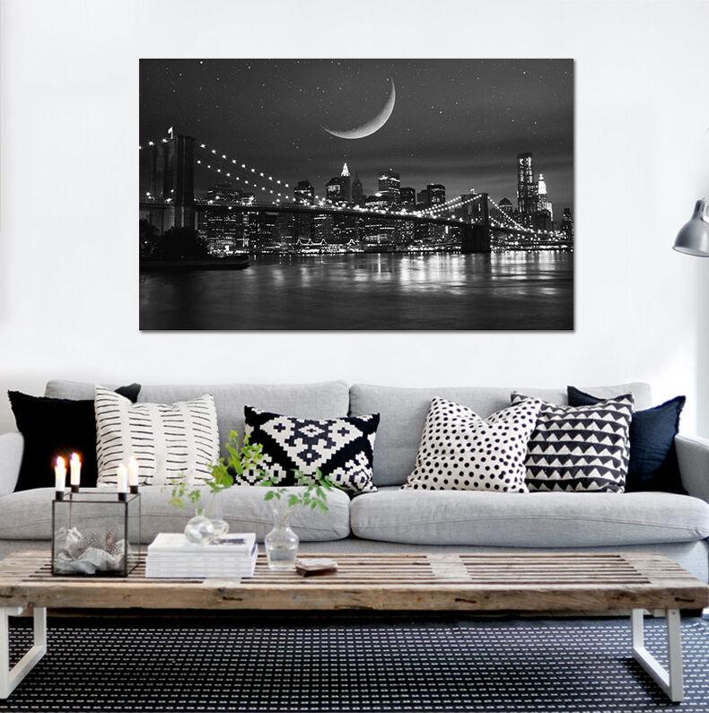 3D Stadt Nacht 3 Fototapeten Wandbild Fototapete Bild Tapete Familie AJSTORE DE