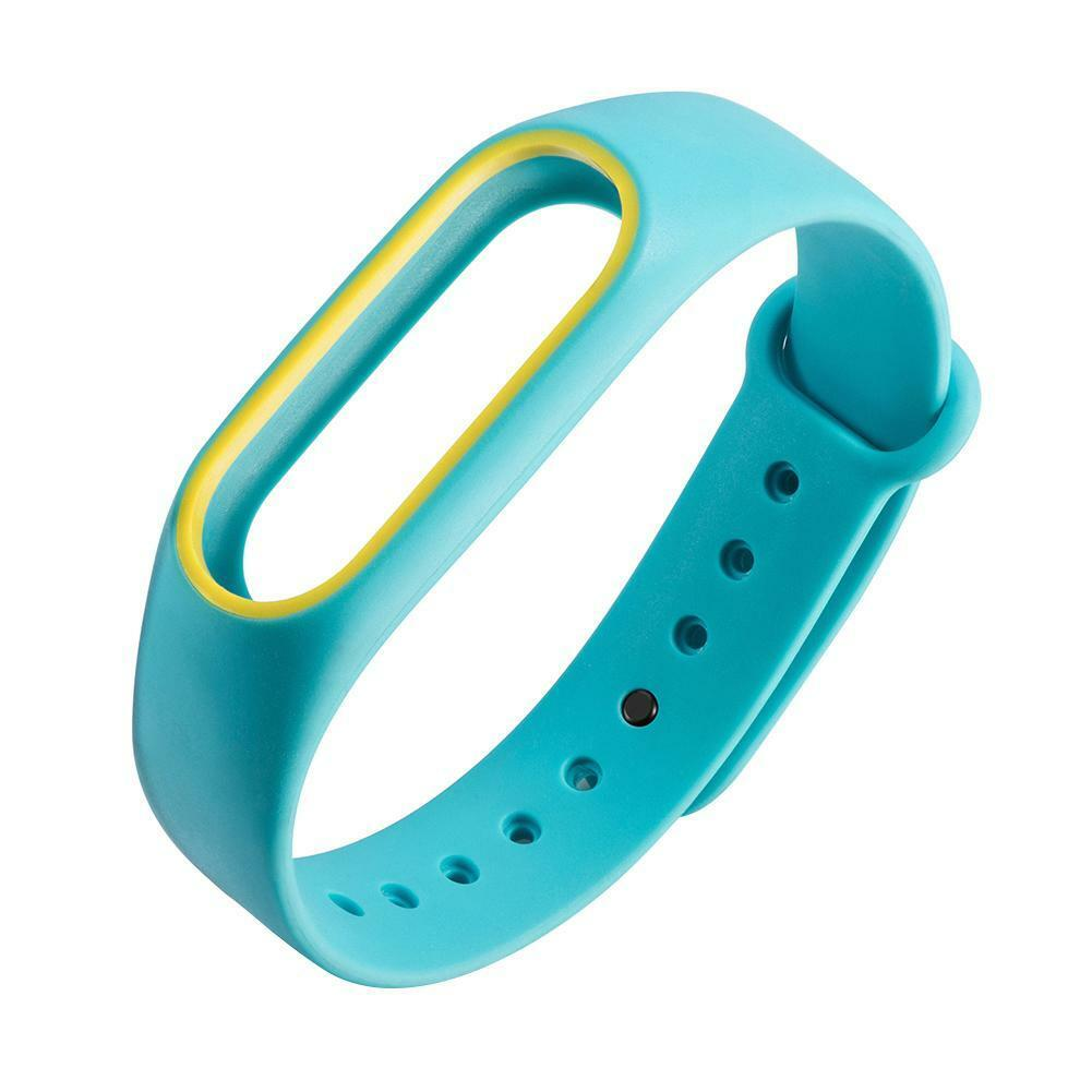 1# Sky Blue Yellow Strap Only