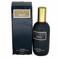 ARAMIS 900 HERBAL EAU DE COLOGNE SPRAY 110 ML. VINTAGE EDITION (D)