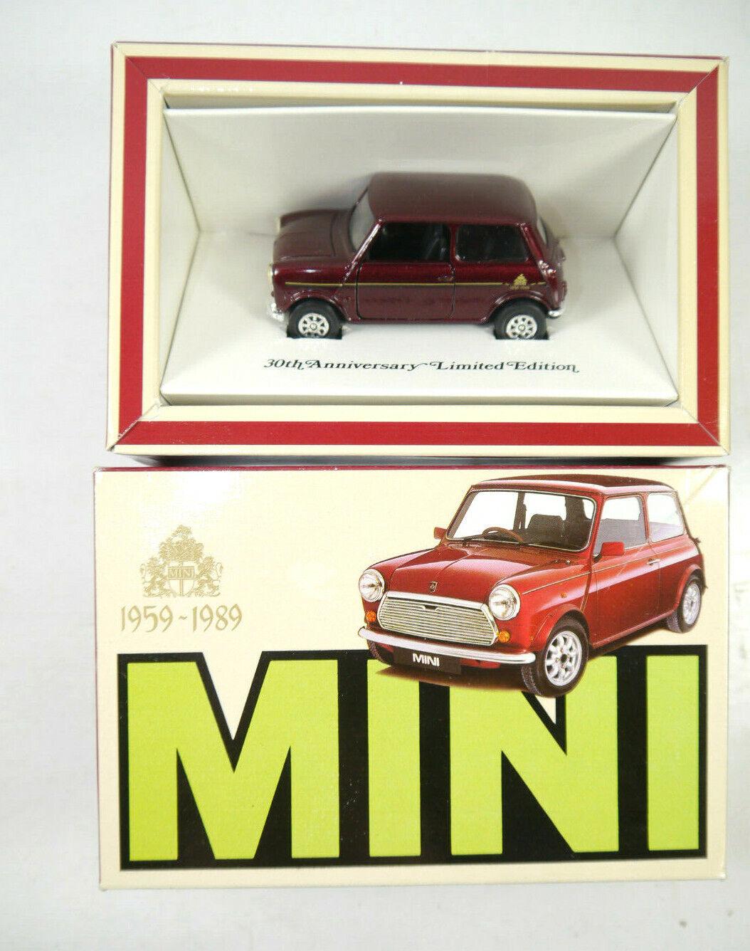 CORGI 60022 Mini Cooper 1959-1989 Metall Metall Metall Modellauto rover Limitiert 1 43 (K62) db3d6c