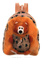 Calplush Backpack Pals Bear With Clothes Plush Backpack Ages 3+