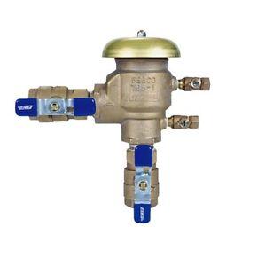 "Febco 1 1/2"" 765-QT PVB Pressure Vacuum Breaker Backflow Preventer 765GBV 765"