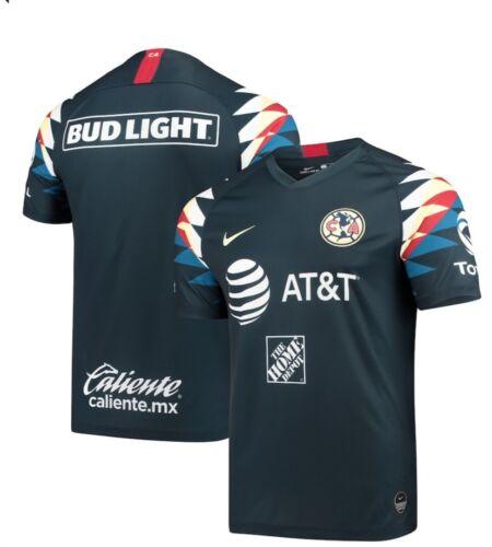 Navy Club America 2019//2020 Replica Away Jersey