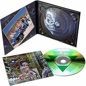 IRON-MAIDEN-Somewhere-In-Time-2019-remastered-reissue-8-track-CD-NEW-SEALED