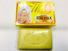 2 X White Express Lightening Egg Yold Soap 200g 5 Days with Kojic Acid