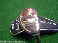 Golf Club Clubs Nicklaus Ez Up Hybrid/utility Wood 4/20 Uniflex Right Handed