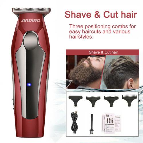 High-Quality Cheap Men Electric Beard Tool Hair Cutting Machine Clipper Trimmer Cutter Barber Razor  1lhTdzpIK