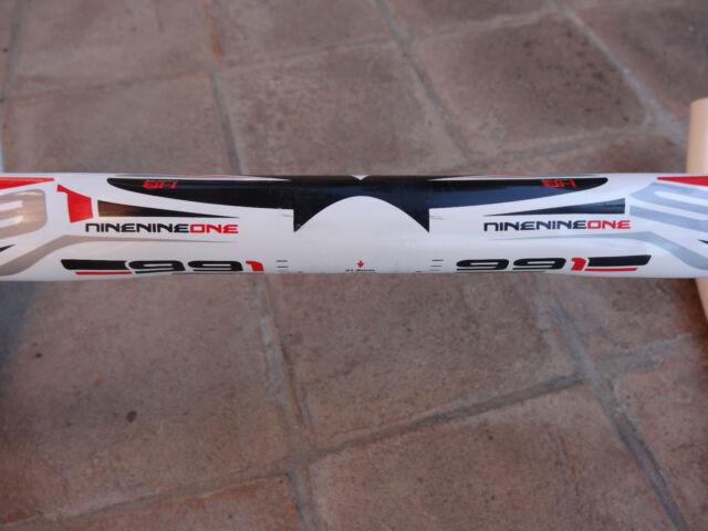 KALLOY UNO MANUBRIO NERO BLACK HANDLEBAR MTB BICI BMX MOUNTAIN BIKE 31,8