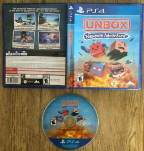 UNBOX-Newbie-s-Adventure-Ps4-Sony-PlayStation-4