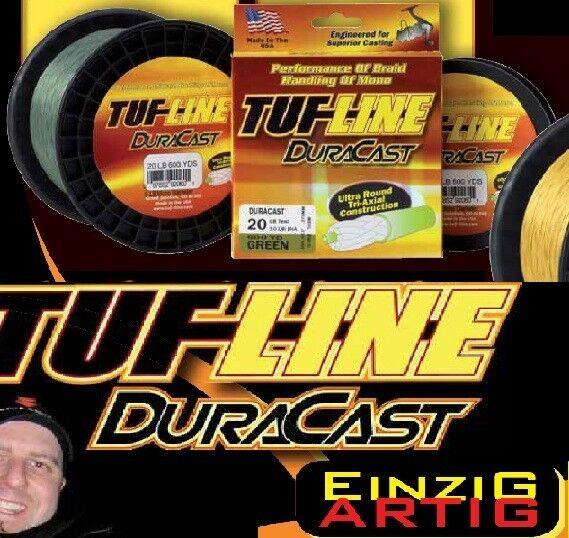 (  1m) TUF-Line DURACAST 270m geflochtene Schnur Schnur Schnur (0,08-0,41mm) 0ecb4f