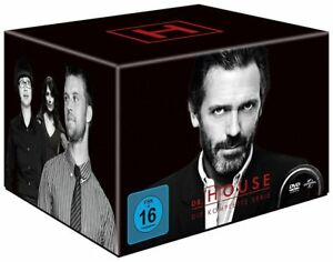 Dr-House-Season-Staffel-1-8-Die-komplette-Serie-Gesamtbox-46-DVD-BOX-NEU