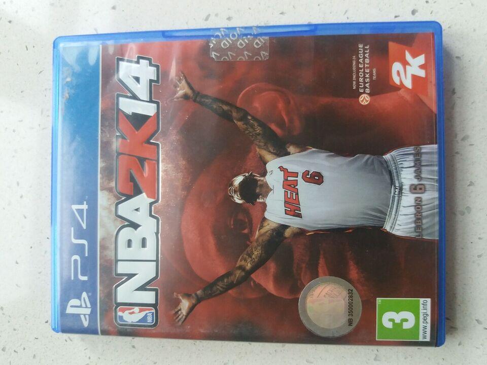 Spil, PS4, sport