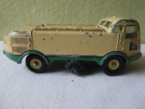 Voiture Dinky Toy Balayeuse 596 Lmv 1959