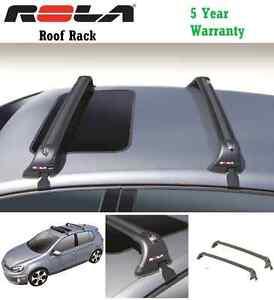 Rola Custom Aluminum Roof Rack 10 14 Volkswagen Golf
