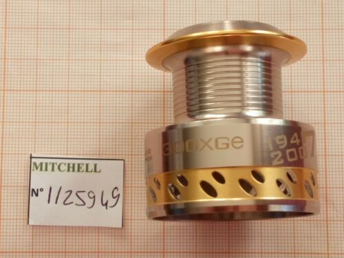 BOBINE MOULINET MITCHELL 300 XGE GOLD ALU  MULINELLO CARRETE REEL PART 1125949