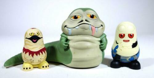 Star Wars Chubby Figures 3-Pack Jabba/'s Palace 9 cm Together Plus Mini