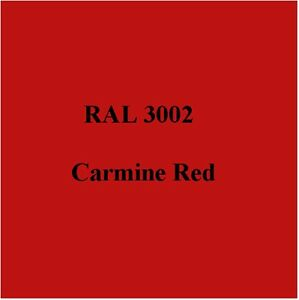 Image Is Loading Ral 3002 High Quality Cellulose Paint Carmine Red