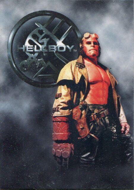 Hellboy The Movie Mini Master Base /& 3 Chase Sets