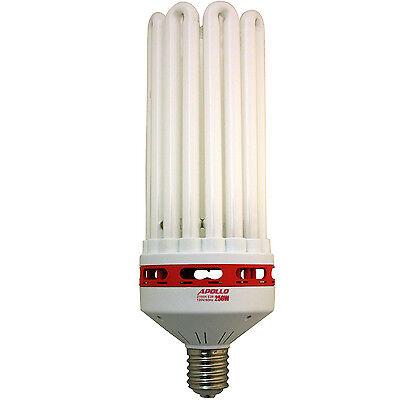 Apollo Horticulture 250 Watt CFL Compact Fluorescent Grow Light Bulb