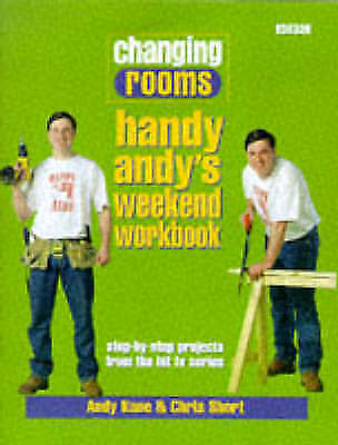 """""""AS NEW"""" """"Changing Rooms"""": Handy Andy's Weekend Workbook, Short, Chris, Kane, An"""